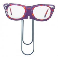 Knižná záložka Booklight, okuliare