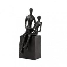 Knižná zarážka Balvi Father & Son, 18cm