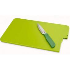 Krájacia doska s nožom JOSEPH JOSEPH Slice & Store, 32x22cm
