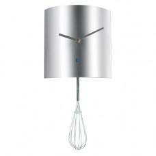 Kuchynské hodiny Šľahač 15cm
