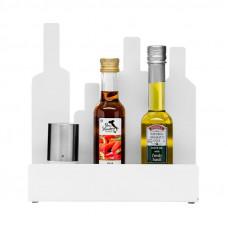 Kuchynský stojanček SAGAFORM Form Storage Stand, biely