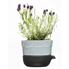 Kvetináč SAGAFORM Green, levanduľový
