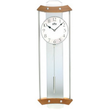 Kyvadlové hodiny MPM 3053.53 svetlé drevo, 64cm