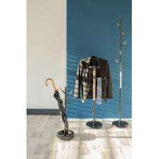Vešiak Leitmotiv Fushion, čierny, 177cm