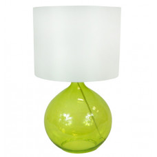 Lampa Simple green, 44cm