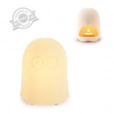 Lampička na čajovú sviečku BALVI Ghost