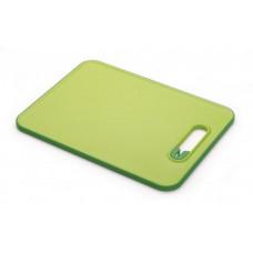 Lopárik s integrovaným brúskou JOSEPH Slice & Sharpen ™, malé zelené