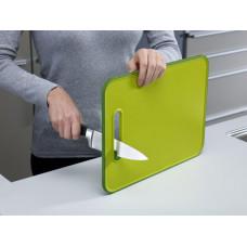 Lopárik s integrovaným brúskou JOSEPH Slice & Sharpen, velké zelené