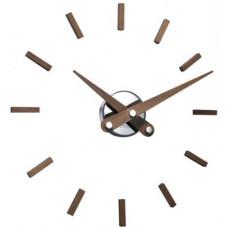 Luxusné nástenné hodiny Nomon Sunset orech 50cm