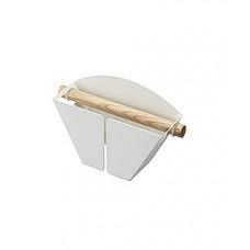 Magnetický držiak kávových fitrov Yamazaki Tosca, biely