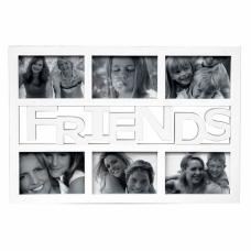 Multirám na 6 fotiek, Friends, 6x 10x15cm