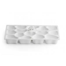 Forma na ľad Qualy Polar, biela