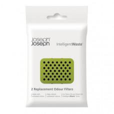 Náhradné uhlíkové filtre JOSEPH JOSEPH IntelligentWaste balenie, 2ks