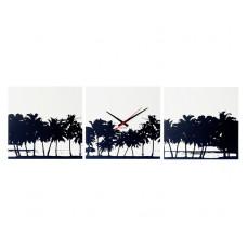 Nástenné hodiny 5484 Karlsson Pláž 3 x35cm