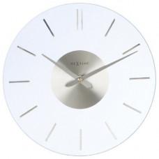 Dizajnové nástenné hodiny 2631 Nextime Stripe 26cm