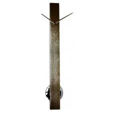 Nástenné hodiny 24928 Balvi Pendulum steel 65cm