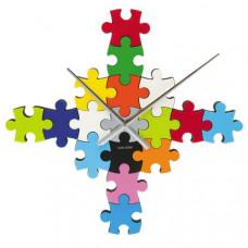 Dizajnové nástenné hodiny 5058 Karlsson