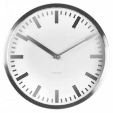 Nástenné hodiny Karlsson 5372WH 29cm