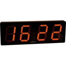 Nástenné hodiny 3059 Nextime Big D 52cm