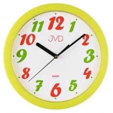 Nástenné hodiny JVD sweep Funky 2 25cm