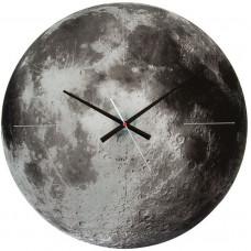 Nástenné hodiny Karlsson 5475 Mesiac 60cm