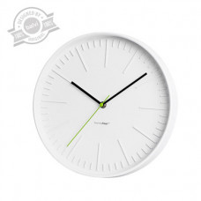 Nástenné hodiny Balvi ZEN biele 30cm