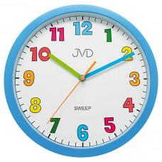 Nástenné hodiny JVD sweep HA46.1, 25cm