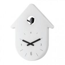 Nástenné hodiny TOC TOC, biele 30cm
