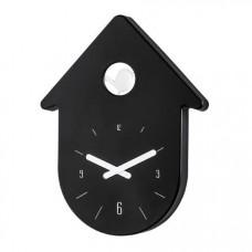 Nástenné hodiny TOC TOC,  čierne 30cm