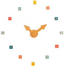 Nástenné hodiny J.I.P.  DIY blocks