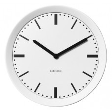 Nástenné hodiny 5512WH Karlsson 28cm