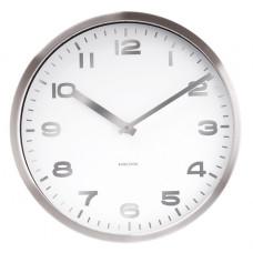 Nástenné hodiny Karlsson 5373WH 29cm