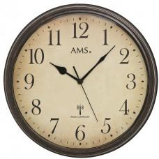 Nástenné hodiny 5962 AMS riadené rádiovým signálom 32cm
