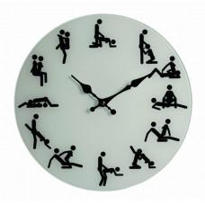 Nástenné hodiny Kámasútra, 35cm