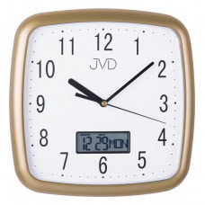 Nástenné hodiny JVD DH615.3, 25cm