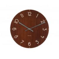 Dizajnové nástenné hodiny 5619DW Karlsson 40cm