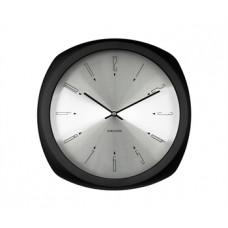 Nástenné hodiny Karlsson Aesthetic KA5626BK, 31cm