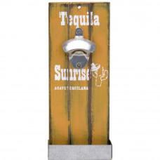 Nástenný otvárač fliaš, Tequila Sunrise