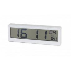 Digitálne nástenné hodiny Balvi Brick, 22cm