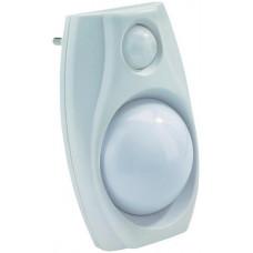 Nočné LED svetlo s pohybovým senzorom, 230v,