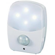Nočné LED svietidlo s detektorom pohybu 575087, 9cm