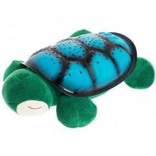 Nočná korytnačka modrá modrá/ zelená
