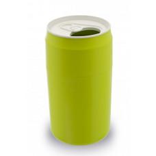 Odpadkový kôš Qualy Capsule Can, zelený