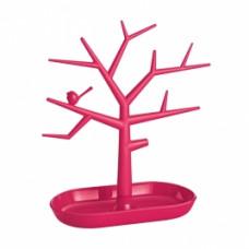 PI: P držiak strom na drobnosti, malinová