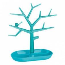 PI: P držiak strom na drobnosti Koziol, tyrkys