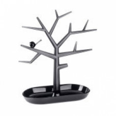 PI: P držiak strom na drobnosti, antracit