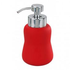 Penový dávkovač ma mydlo, červený