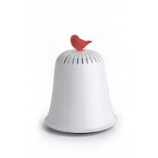 Pokladnička Qualy Saved The Bell, červená