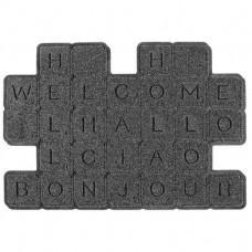 Rohožka BALVI Scrabble  69x48cm