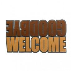 Rohožka Balvi Welcome Goodbye, 75cm